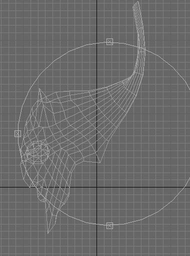goat_wire | Модель веселой головы