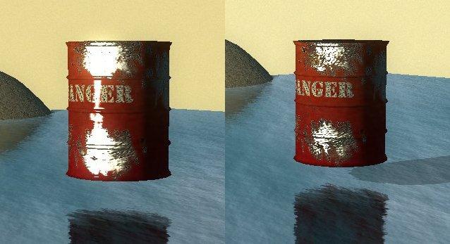 barrel.jpg | Быстрая реализация модели освещения Кука-Торренса с использованием GLSL (комментарии)