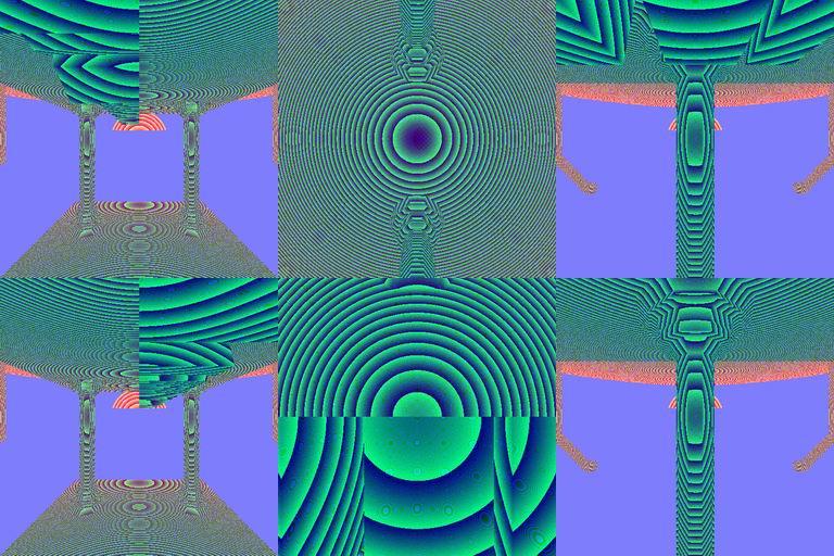 картинка итого работы шейдера теней | Динамические тени, основаные на CubeMap