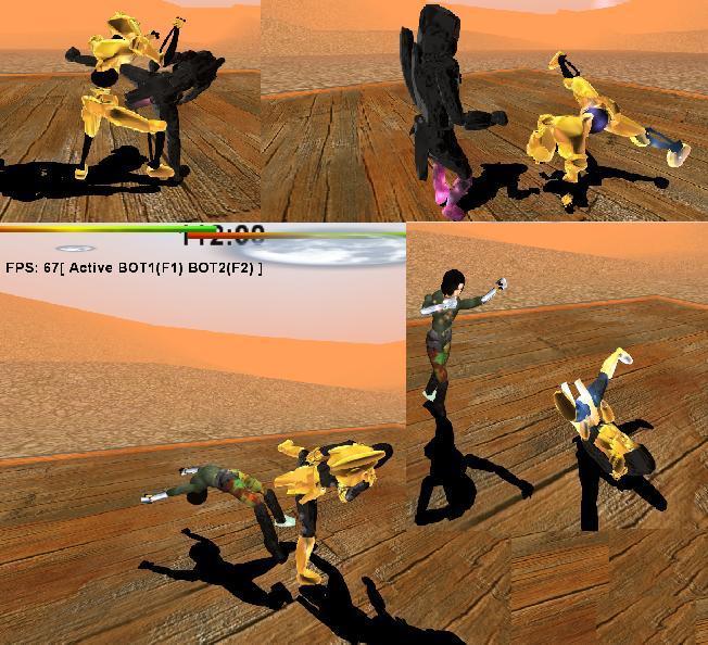 Fight | Руководитель Прокетов на Unity3D (Androis, iOS, HTML-5(WebGL) и другие) - клиент+сервер(FireBase, NodeJS и т.п.)