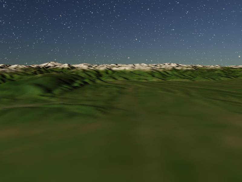 scr00022 | Атмосфера: вид из космоса и с поверхности