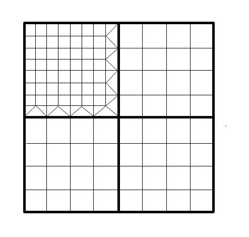 террайн | Решение проблемы разрывов при визуализации ландшафтов с LOD - уровнями (комментарии)