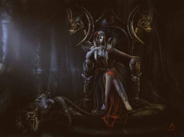 Королева | Концепт-художник/2D-художник (Москва или удаленка)