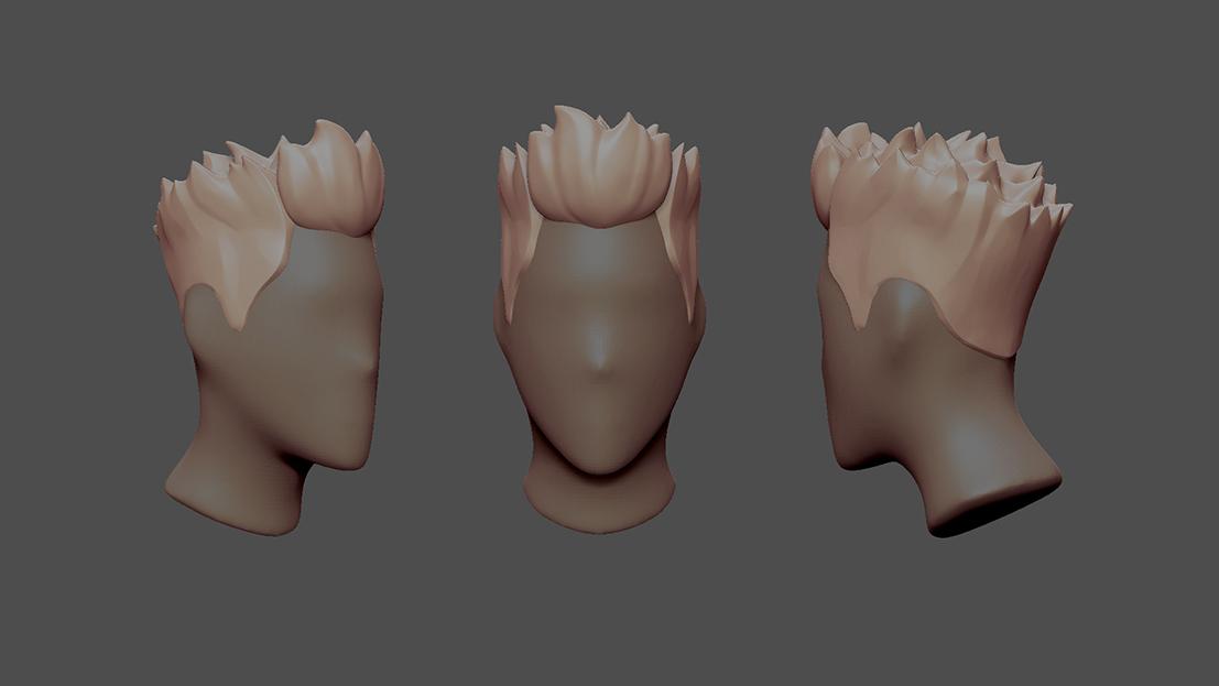 bart_4 | 3D Artist / Character Artist