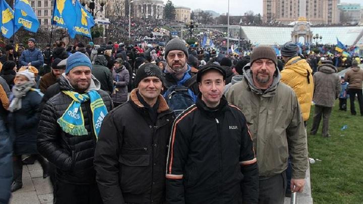4A Games на Майдане | 4A Games переезжает из Украины на Мальту.