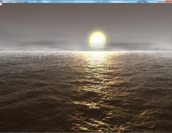 2 | Создание реалистичной поверхности воды с использованием GLSL (комментарии)