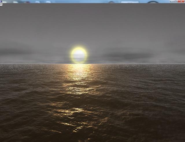 1 | Создание реалистичной поверхности воды с использованием GLSL (комментарии)