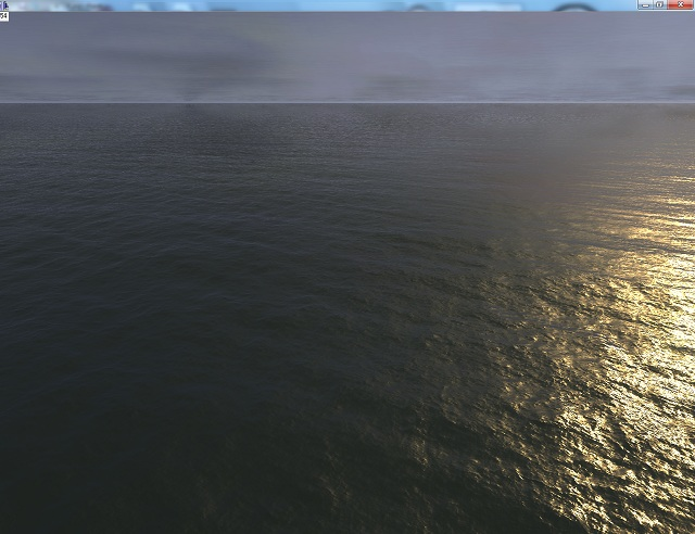 5 | Создание реалистичной поверхности воды с использованием GLSL (комментарии)