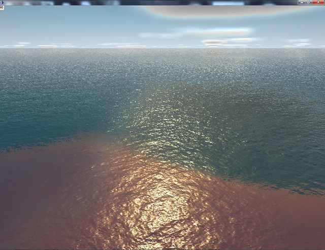 2   Создание реалистичной поверхности воды с использованием GLSL (комментарии)