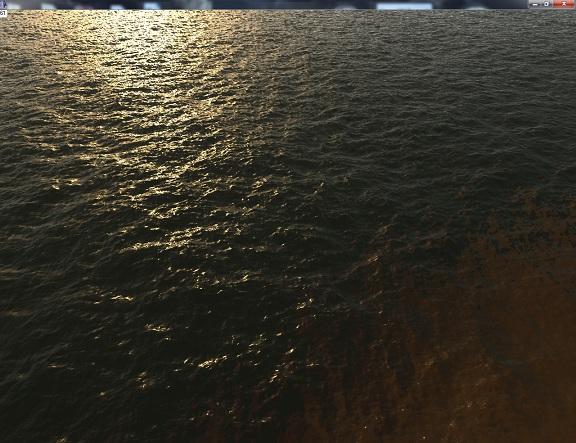 1   Создание реалистичной поверхности воды с использованием GLSL (комментарии)