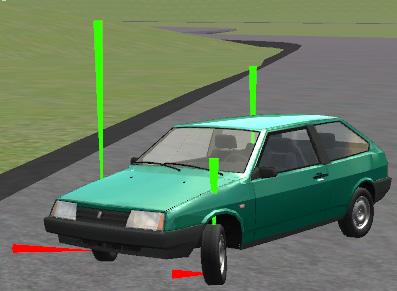 Car sim | Пишем симулятор гонок