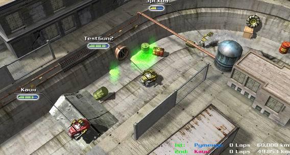 Скриншот 1 из игры Burning Cars | Burning Cars project (Public Alpha Testing).