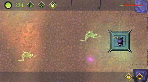 Некромант | [Android] Маг-некромант [Экшн] (используй магию и упокой духов)
