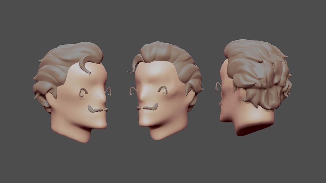 spyvador_5 | 3D Artist / Character Artist