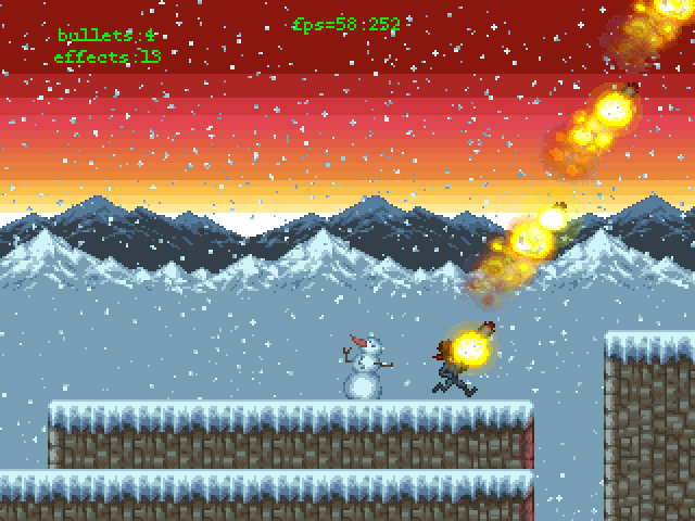 dream_screenshot_001 | Shoot'em up - Dream - демо от 20.12.2010