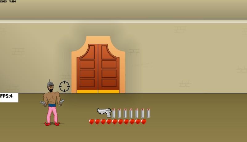 Screen | Shoot 'em Down - Волшебный Отель Аладдина