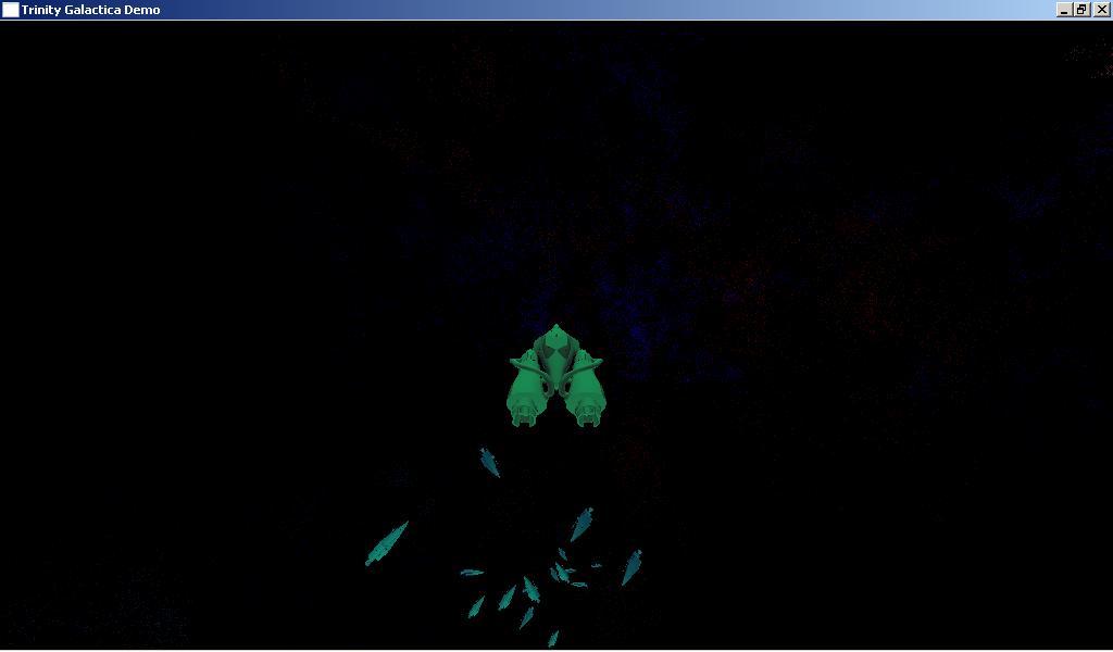 Скриншот 01 Trinity Galactica version 0.3