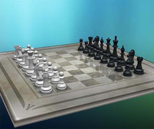 1 | Сборник Всемирных Интеллектуальных Игр «Великая Шахматная Доска», 3D ММО, DX11, добавлена настройка детализации и эффектов