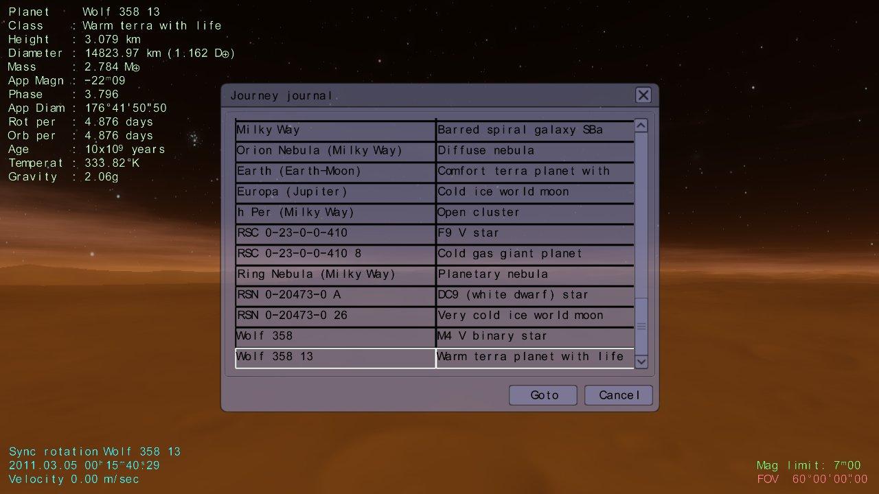 scr00025 | Космический симулятор SpaceEngine