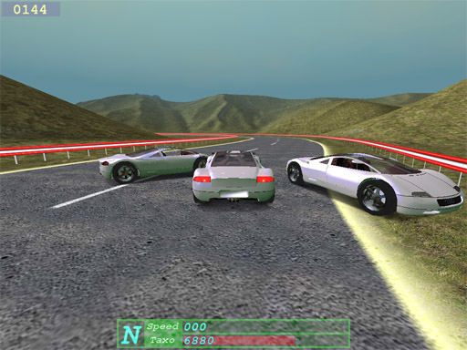 AoS2 | [Demo] Access of Speed 2