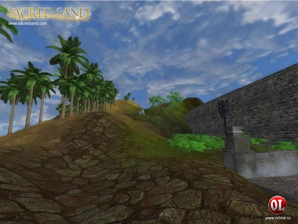 Дорога в горы | новая MMORPG в разработке