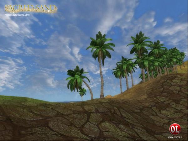 Пальмы? | новая MMORPG в разработке