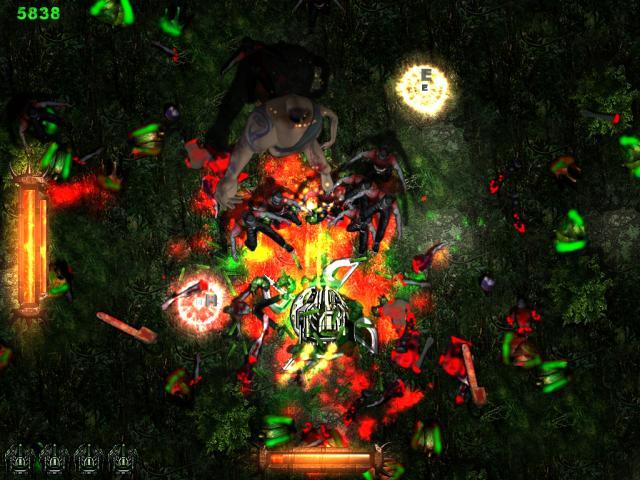 image005 | Как создавалась Zombie Murder: Hell Arrives