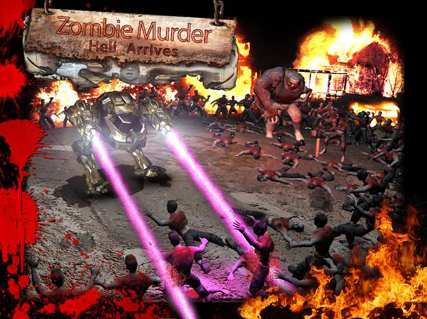 image006 | Как создавалась Zombie Murder: Hell Arrives