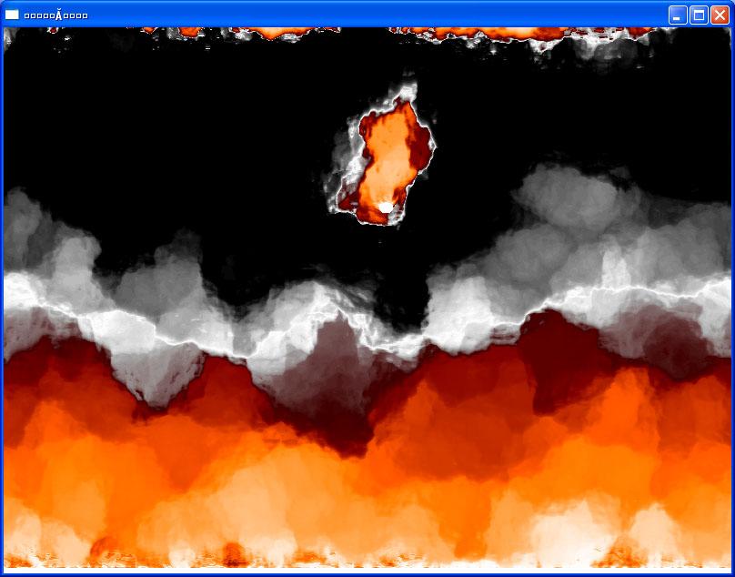 Untitled-7 | Градиентный шум в шейдере (демо)