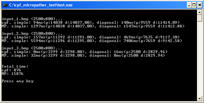 screen | CrystalPathFinding (CPF) - экстремально быстрый и простой A*/WA* для карт на тайлах