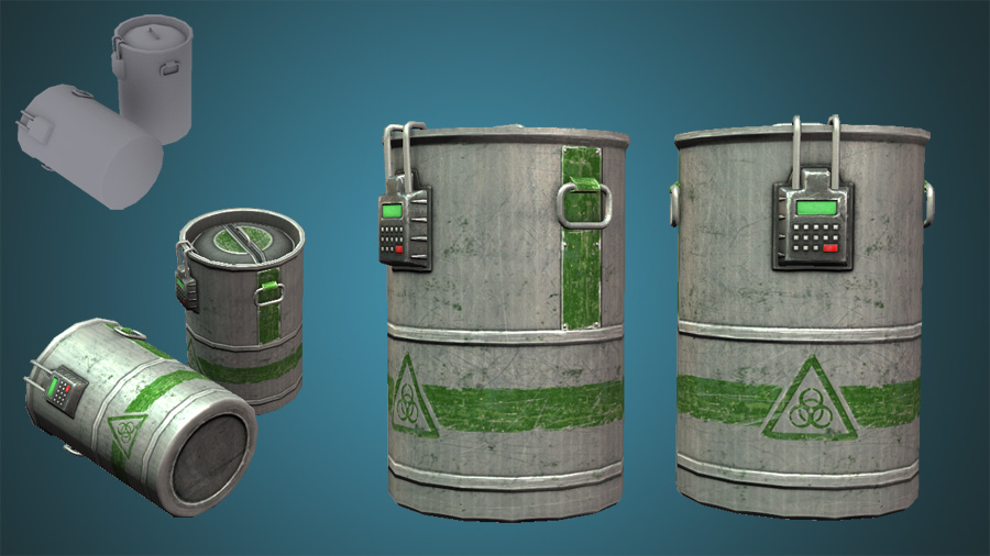 barrel | Gothix Art
