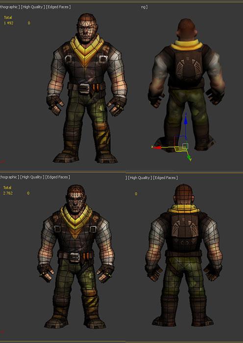 character_01_setka | 3D artist