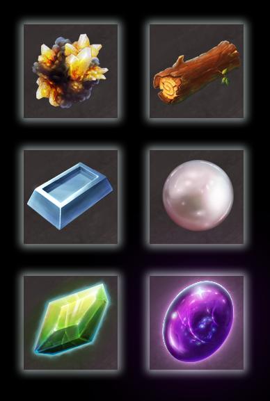 6 icons | 2D CG, нужна критика и советы.