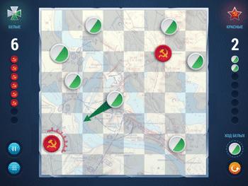 Экран боя | Чапаев: Противостояние