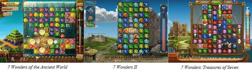 Скриншоты 7 Wonders | Четвёртые вандерсы отправлены в печать