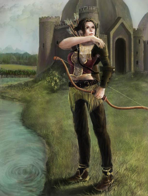 Archer-elf | Ищем художника в  команду, пошаговая стратегия в фэнтези стиле