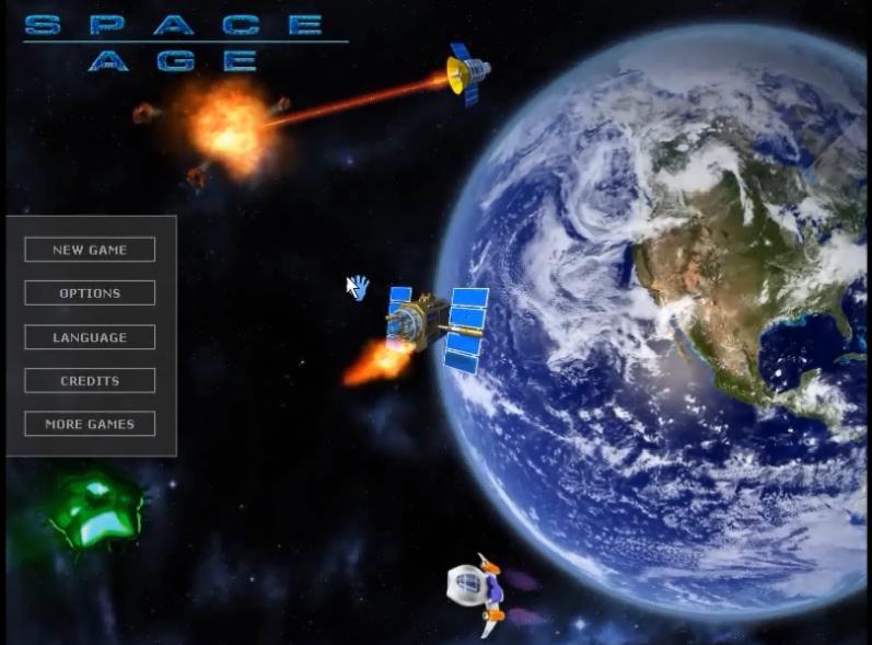Space Age screenshot1