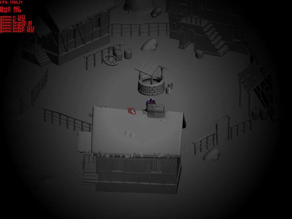 Screenshot | Dark Knight - chaos reborn (RPG) [Проект закрыт]