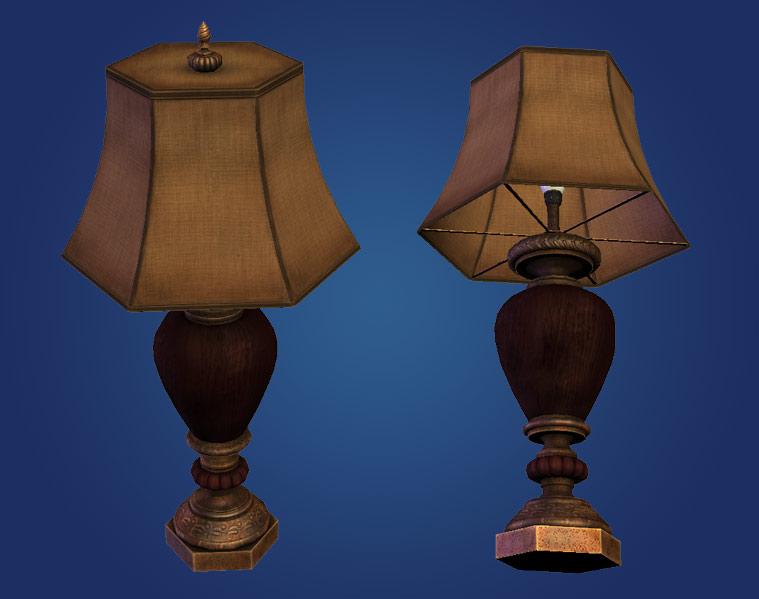 lamp   Gothix Art
