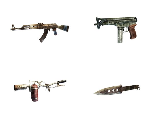 Guns_01 | 3d моделлер