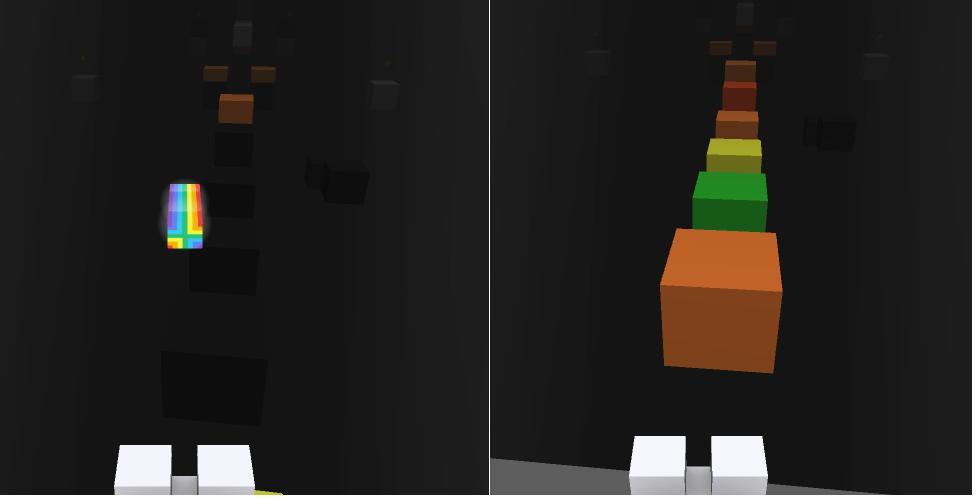 Pixel Climber, платформы   Pixel Climber