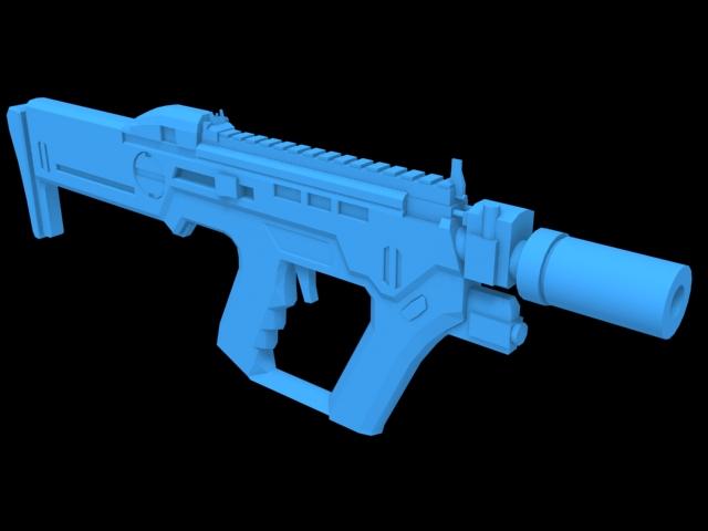 screenshot0 | 3D FPS, devlog.