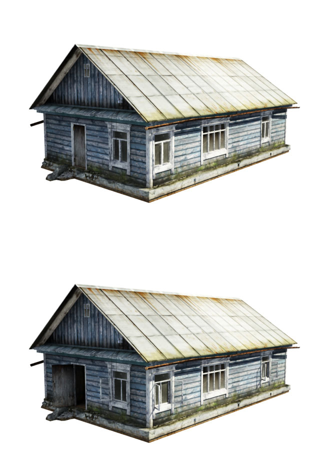 house 2 | 3d моделлер
