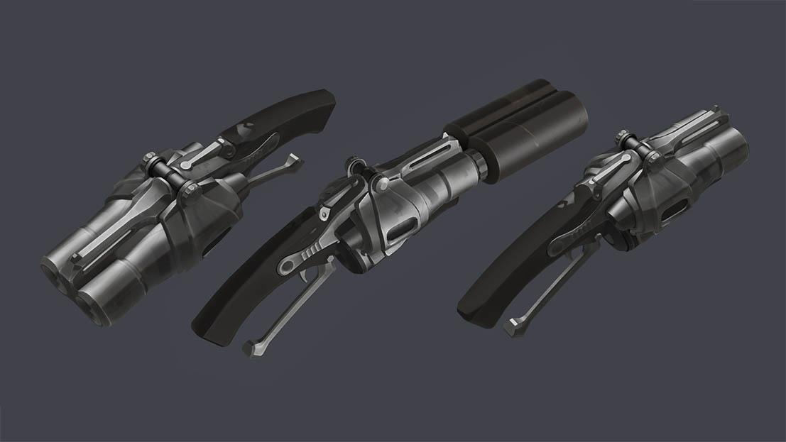 gun_6 | 3D Artist / Character Artist