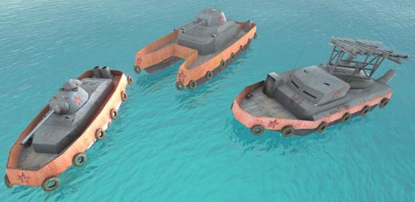 1 | водная мировая война RTS