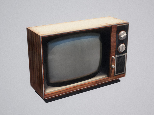 tv | 3d моделлер