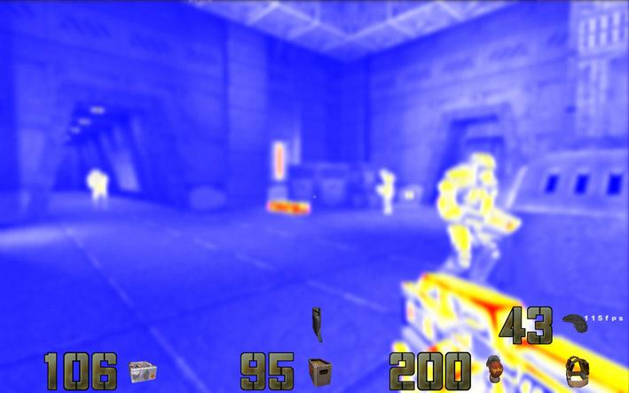 q2xp thermal vision