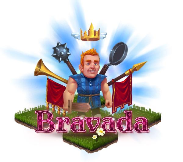 logo | Bravada +новая статья здесь на Gamedev.ru