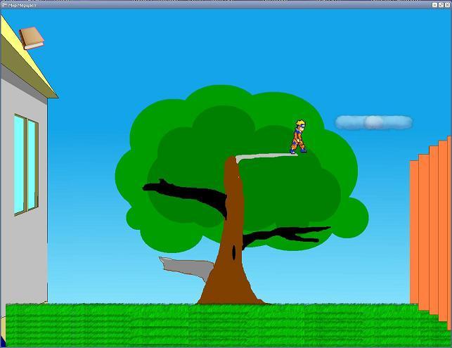 Мир Мерцает. Скриншот 1 | Мир Мерцает. Эмоциональный, сюжетно-ориентированный платформер-паззл с фишками
