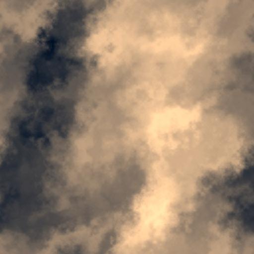 clouds1   Практика процедурного текстурирования